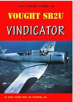 GinterBooks Naval Fighter- Vought SB2U Vindicator