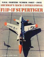 GinterBooks Naval Fighters- Grumman Mach2 International F11F1F Supertiger