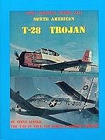 GinterBooks Naval Fighters- North America T28 Trojan Military History Book #5