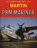 GinterBooks Naval Fighters- Martin PBM Mariner Authentic Scale Model Airplane Book #97