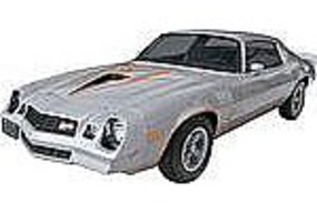 Green-Light 1978 Chevrolet Camaro Z/28 Silver Diecast Model Car 1/18 Scale #12900