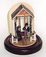 Grandt Dr/Mrs Danforth Xmas - O-Scale