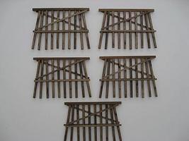 Grand-Central Dbl Track Bents 12 5/ - O-Scale (5)