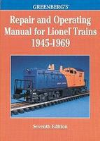 Greenberg Greenbergs Repair/Operating Manual LNL 45-69
