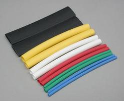 Great-Planes Asst. Heat Shrink Tubing (12)