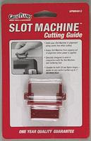 Great-Planes Slot Machine Cutting Guide