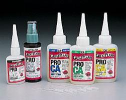 Great-Planes Pro CA Gift Pack 1 oz Each