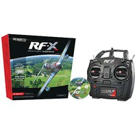 Great-Planes Realflight RF-X with Interlink-X