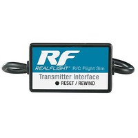 Great-Planes Realflight RF-X Wired Interface Only No Softwre
