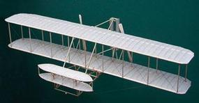 Guillows Build n Show Display Model Laser Cut Wright Flyer