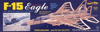 Guillows 1/40 F15 Eagle Kit