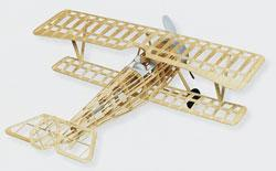 Guillows 24'' Wingspan Nieuport II Laser Cut Kit