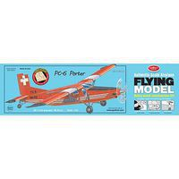 Guillows Model Kit Private Planes Model Porter PC-6