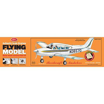 Guillows Model Kit Private Planes Model Musketeer