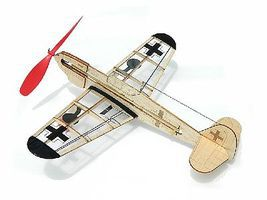 Guillows German Fighter Mini Laser Cut Kit