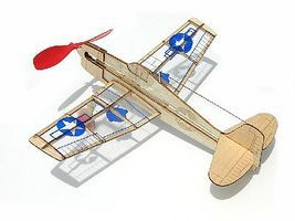 Guillows US Hellcat Aircraft Mini Laser Cut Kit