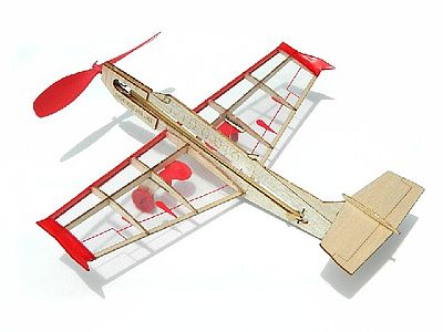 Guillows Rockstar Jet Aircraft Mini Laser Cut Kit