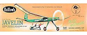 Guillows 24 Wingspan Javelin Kit