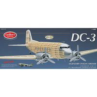 Guillows 35-1/2 Wingspan DC3 Civilian Kit