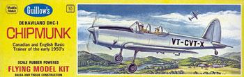 Guillows Scale Model Chipmunk