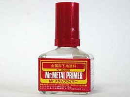 Gunze-Sangyo Mr. Metal Primer 40ml Bottle (12/Bx)