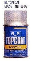 Gunze-Sangyo Mr. Topcoat Gloss 86ml (Spray)