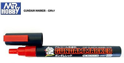 Gunze-Sangyo Mr. Hobby Gundam Marker Red