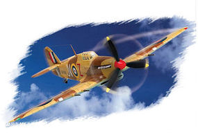 HobbyBoss Hurricane MKII/Trop Snap Together Plastic Model Aircraft kit 1/72 Scale #80216
