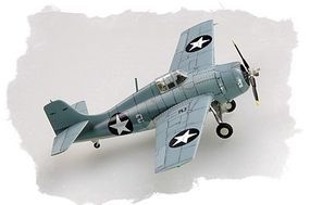 HobbyBoss Easy Build F4F-4 Wildcat Plastic Model Airplane Kit 1/72 Scale #80220