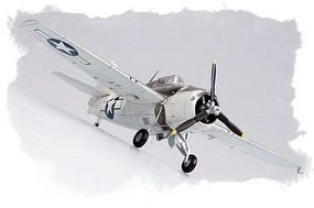 HobbyBoss Easy Build FM-1 Wildcat Plastic Model Airplane Kit 1/72 Scale #80221