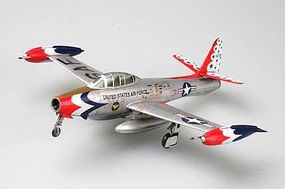HobbyBoss F-84G Thunderjet Plastic Model Airplane Kit 1/72 Scale #80247