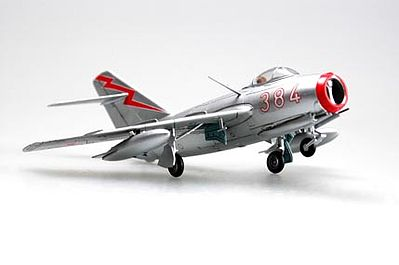 Hobby Boss EZ MiG-15bis Fagot -- Plastic Model Airplane Kit -- 1/72 Scale -- #80263