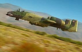 HobbyBoss A-10 Thunderbolt II Plastic Model Airplane Kit 1/48 Scale #80323