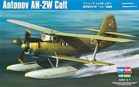 HobbyBoss Antonov AN-2W Colt Plastic Model Airplane Kit 1/48 Scale #81706