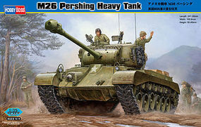 HobbyBoss M26 Pershing Heavy Tank Plastic Model Military Vehicle Kit 1/35 Scale #82424