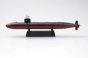 HobbyBoss USS Navy Los Angeles SSN-68 Plastic Model Military Ship Kit 1/700 Scale #87014