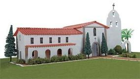 Hobbico California Mission Santa Ines Mission Project Building Kit #y9042