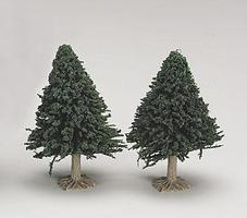 Hobbico Tree- Evergreen (6) Mission Project Accessory #y9804