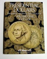 HE-Harris Philadelphia & Denver Mint Collection Vol.1 2007-11 Coin Folder Coin Collecting Book #2277