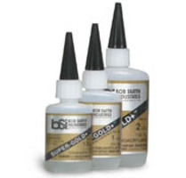 Hobbylinc SUPER_GOLD Gap Filling Insta-Cure 1/2oz Hobby CA Super Glue #126