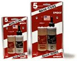 Hobbylinc QUICK CURE 5 Minute Epoxy (9oz) Hobby Epoxy #202
