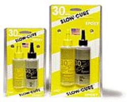 Hobbylinc SLOW CURE 30 Minute Epoxy (4 1/2oz) Hobby Epoxy #205