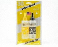 Hobbylinc SLOW CURE 30 Minute Epoxy (9oz) Hobby Epoxy #206