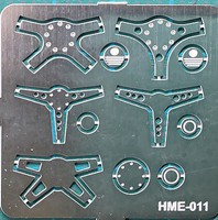 Highlight 1/24-1/25 Steering Wheel Set 1 (5)