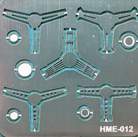 Highlight 1/24-1/25 Steering Wheel Set 2 (5)