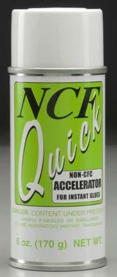 Hot Stuff Aerosol Accelerator 6 oz