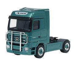 Herpa Mercedes - Actros LH 2-Axle Cabover (Tractor Only) HO Scale Model Railroad Vehicle #110280