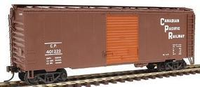 Herpa 40 NSC Boxcar Canadian Pacific Railway HO Scale Model Train Freight Car #12032