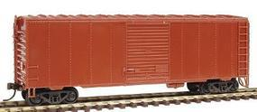 Herpa 40 NSC Rebuilt Boxcar Undecorated HO Scale Model Train Freight Car #12996