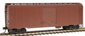 Herpa 40 NSC Boxcar As-Built Painted CPR Oxide Brown HO Scale Model Train Freight Car #12998
